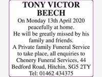 TONY VICTOR BEECH photo