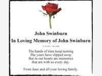 John Swinburn photo