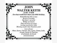 JOHN WALTER KEITH photo