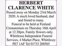 HERBERT CLARENCE WHITE photo