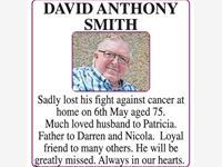DAVID ANTHONY SMITH photo