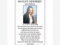 HAYLEY NEWBERY photo