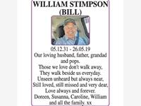 WILLIAM STIMPSON (BILL) photo
