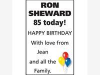 RON SHEWARD photo