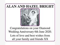 ALAN & HAZEL BRIGHT photo