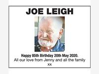 JOE LEIGH photo