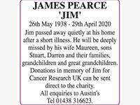 JAMES PEARCE 'JIM' photo