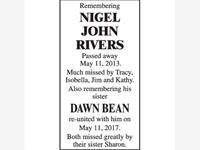 NIGEL JOHN RIVERS photo