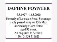 DAPHNE POYNTER photo