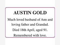 AUSTIN GOLD photo