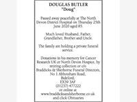 Douglas Butler photo