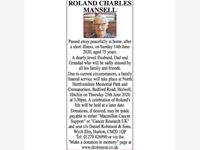 ROLAND CHARLES MANSELL photo