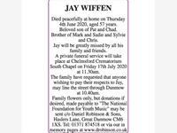JAY WIFFEN photo
