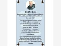 Ted New photo