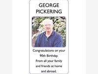 GEORGE PICKERING photo