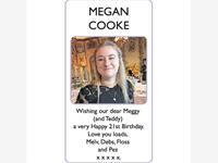 MEGAN COOKE photo