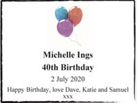 Michelle Ings photo