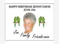 JENNY DAVIS photo