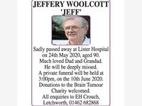 JEFFERY WOOLCOTT  'JEFF' photo