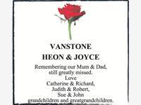 Heon & Joyce Vanstone photo