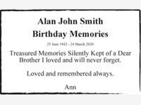 Alan John Smith photo