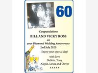Bill & Vicky Ross photo