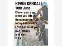 Kevin Kendall photo