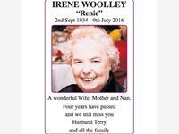 IRENE WOOLLEY 'RENIE' photo