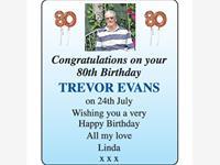 Trevor Evans photo