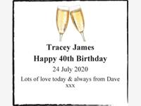 Tracey James photo