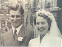 Terry and Pauline Taylor photo
