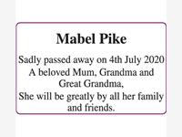 Mabel Pike photo