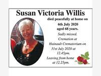 Susan Victoria Willis photo