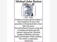 Michael Button JP photo
