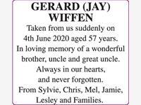 GERARD (JAY) WIFFEN photo