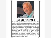 Peter Harvey photo