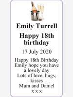 Emily Turrell photo