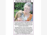 Pauline Brook photo