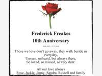 Frederick Freakes photo