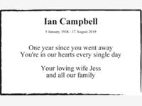 Ian Campbell photo