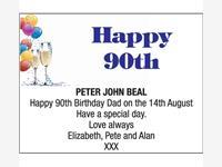 PETER JOHN BEAL photo