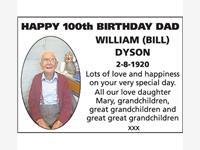 WILLIAM (BILL) DYSON photo