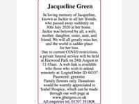 Jacqueline Green photo