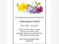 Celia Colwill photo