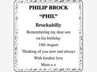 Phil Brock photo