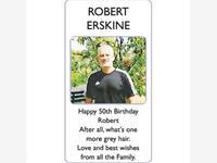 ROBERT ERSKINE photo