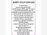 JOHN IVAN GOUGH photo