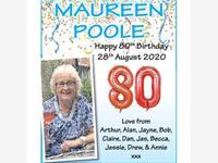Maureen Poole photo