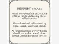 BRIDGET KENNEDY photo
