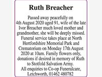 Ruth Breacher photo